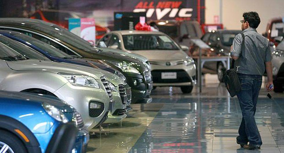 Las ventas de vehículos nuevos en el país ya registran seis meses de caída continua tras la aplicación del ISC al sector automotor. (Foto: GEC)