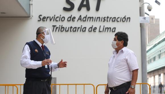 SAT de Lima sorteará bicicletas para promover movilidad sostenible.