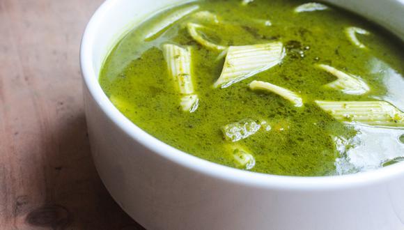El chef Raúl Araníbar comparte con nosotros la receta del contundente menestrón. (Restaurante Huascar)