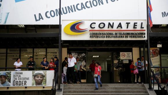 Televisora digital anuncia cierre temporal tras confiscación de sus equipos por el gobierno de Venezuela. (Reuters).