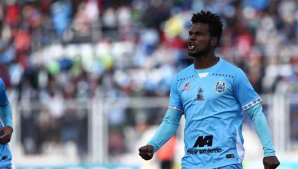 El atacante nacional de 25 años por ahora está enfocado en volver de buena forma a la Liga 1. (Foto: GEC)