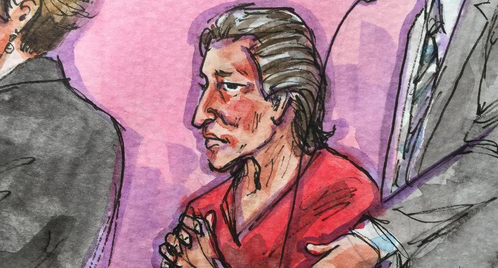 Alejandro Toledo se encuentra recluido en la correccional de Maguire en San Mateo (REUTERS/Vicki Behringer).