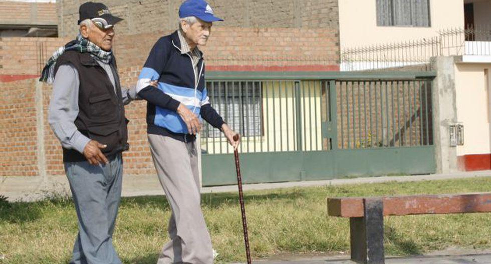La esperanza de vida aumentará a 80 años para mediados de siglo. (USI)