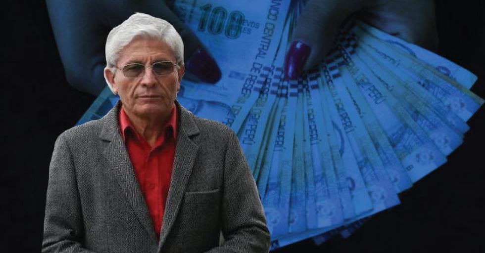 Jorge Castro ha sido denunciado por su trabajadora de cobrarles a su personal para los gastos de oficina.
