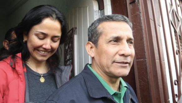 El ex presidente y su esposa se encuentra presos en los penales de la Diroes y Santa Mónica.