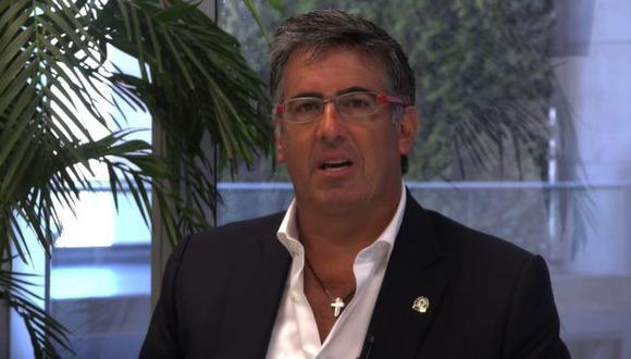 Gustavo Salazar también es presidente del Club Regatas Lima. (Captura)