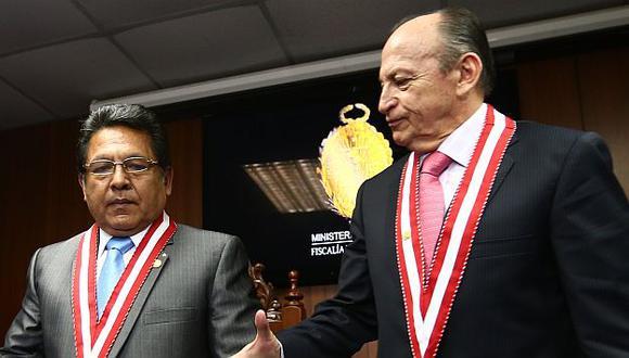 José Peláez indicó que no sabía de reuniones de Ramos Heredia. (Rafael Cornejo)