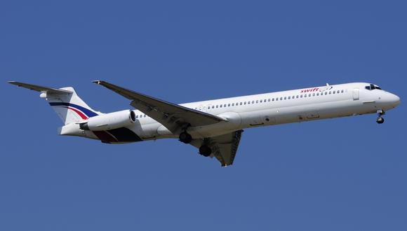 Desaparece avión con 116 personas abordo en Argelia. (Reuters)