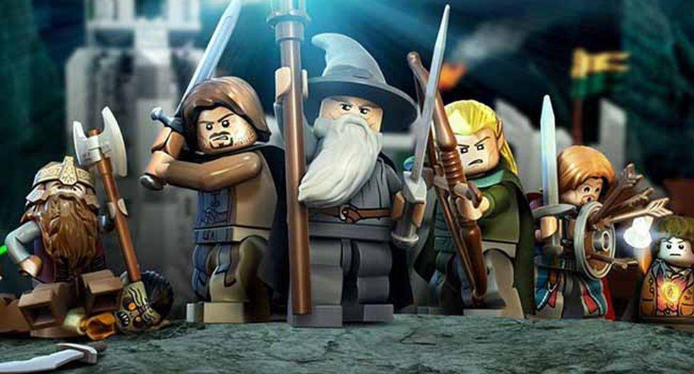 Ya podemos volver a encontrar 'Lego Lord Of The Rings' en las principales tiendas virtuales de cada plataforma.
