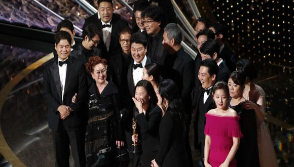 Parásitos en el Oscar.
