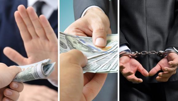 Perú en el top cinco de los países que mejor ha enfrentado la corrupción en América Latina.