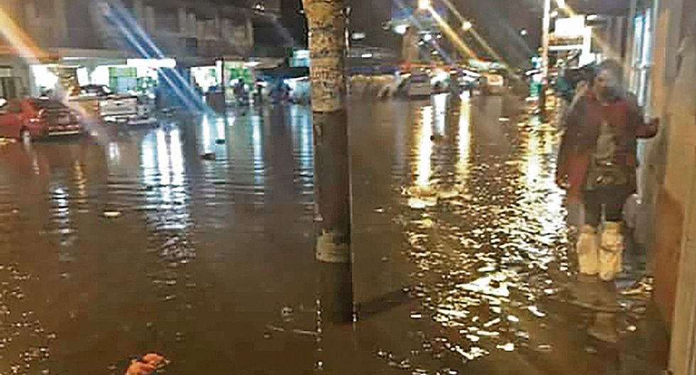 Las precipitaciones en los distritos de Juliaca (San Román) y Paratía (Lampa) alcanzaron acumulados de 60.8 y 35.6 milímetros de agua por día. (USI)