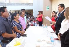 Anuncian realización del primer matrimonio civil presencial post pandemia en Piura