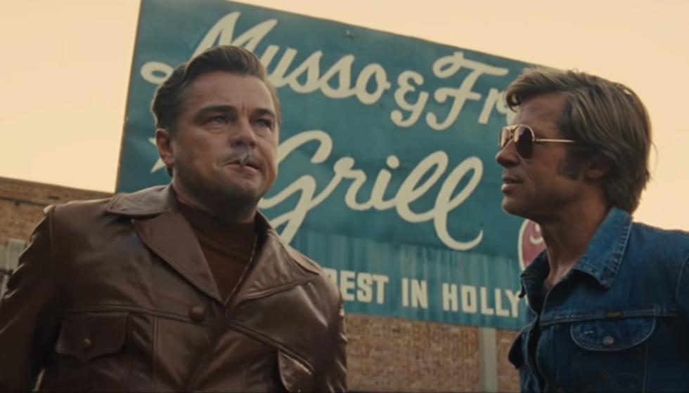 Nueva película de Tarantino se estrenará este 26 de julio en Perú. (Captura de pantalla)