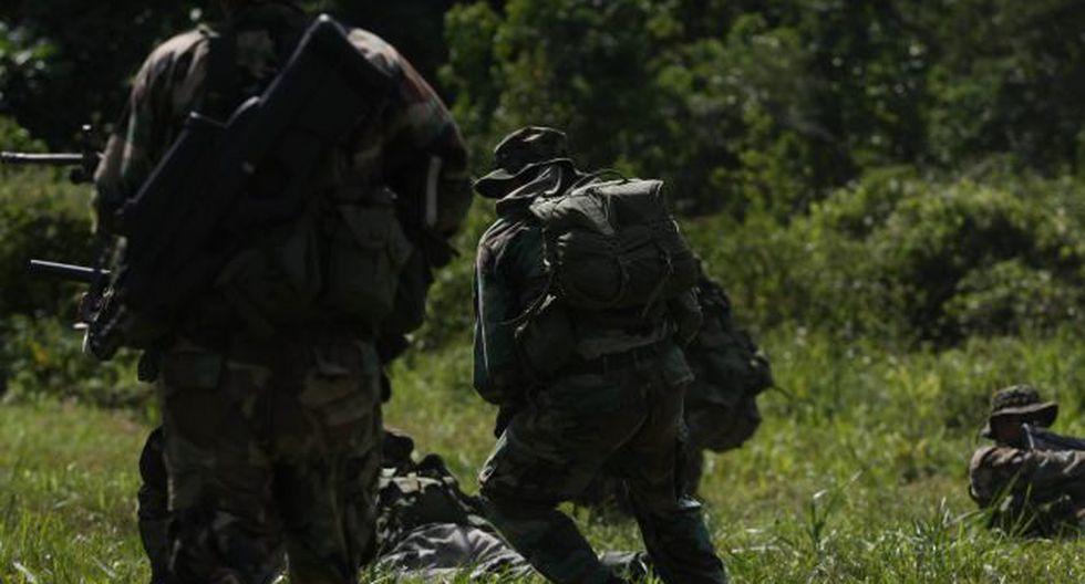 Fuerzas Armadas intentan cortar operaciones narcoterroristas en el Vraem. (Perú21)