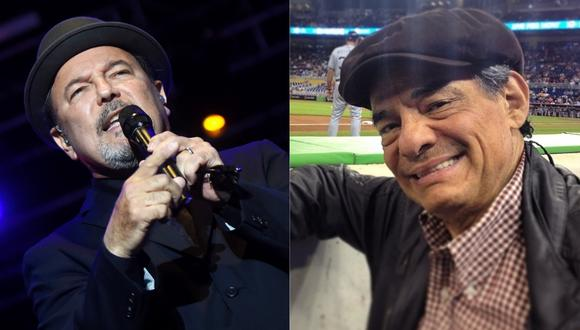 Rubén Blades y las sinceras palabras con la que se despidió de José José (Foto:@RubenBladesOificial/@josejoseoficial )