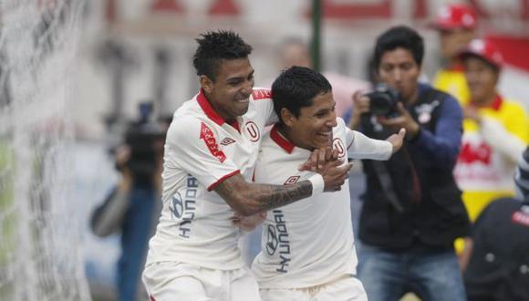 Raúl Ruidíaz y Edwin Gómez anotaron los goles. (Mario Zapata/Peru21)