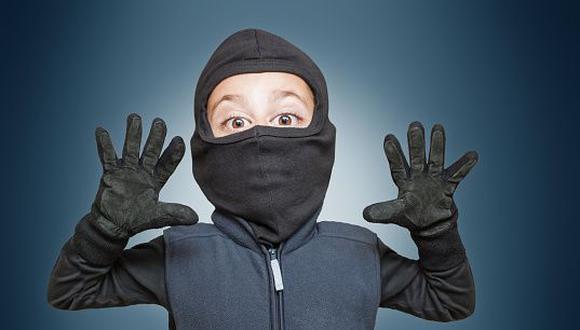 Según la Policía, el delincuente estaba totalmente ebrio y no sabía lo que estaba haciendo. (Getty)