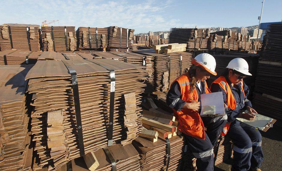El nerviosismo de los inversores impactaba al cobre el lunes, que es visto como una medición de los mercados sobre la salud económica. (Foto: Reuters)
