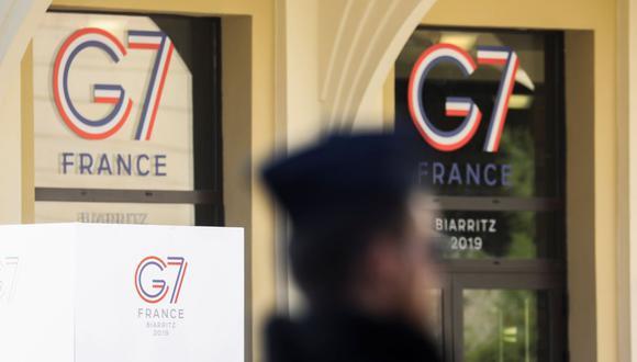 """Macron pidió al G7 """"hablar de la urgencia"""" del problema de los incendios en la Amazonía. (Foto: Reuters)"""