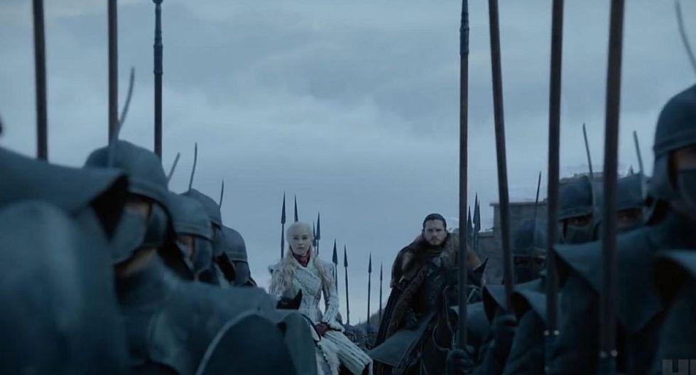 Este 14 de abril empezará la octava y última temporada de 'Game of Thrones'. (Foto: HBO)