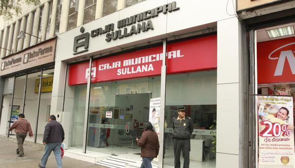 La Federación Peruana de Cajas Municipales de Ahorro y Crédito ya efectuó la reprogramación de hasta el 70% de la cartera de créditos con la que cuenta, (Foto: GEC)