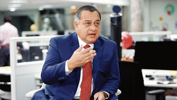 Gerardo Távara. Secretario de Transparencia (Perú21)