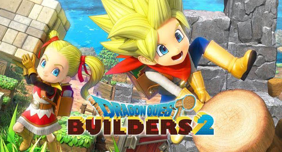'Dragon Quest Builders 2' llegará por primera vez a la PC vía Steam desde el próximo 10 de diciembre a un precio de sesenta dólares.