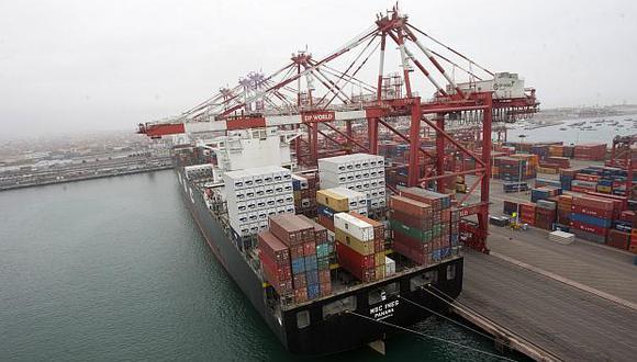 La balanza comercial del Perú acumulaUS$2.688 millones entre enero y mayo del 2018.(Foto: El Comercio)