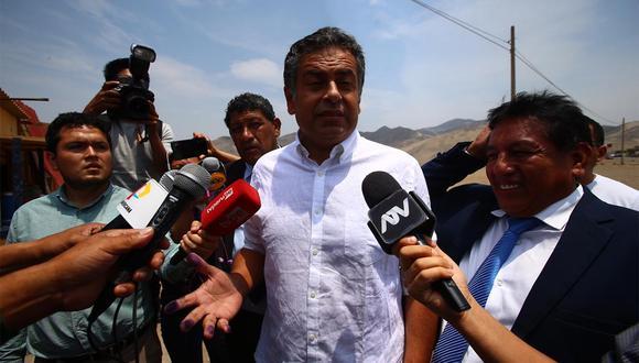 Martín Belaunde Lossio fue liberado en diciembre del 2019 tras vencer su orden de prisión preventiva por el caso Antalsis. (Foto: Hugo Curotto / GEC)