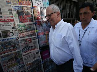 Kuczynski aprobó elección de Salvador del Solar como Premier