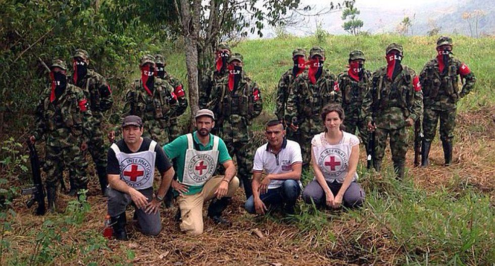 Colombia: ELN dice está listo para seguir negociación de paz con el gobierno. (EFE)