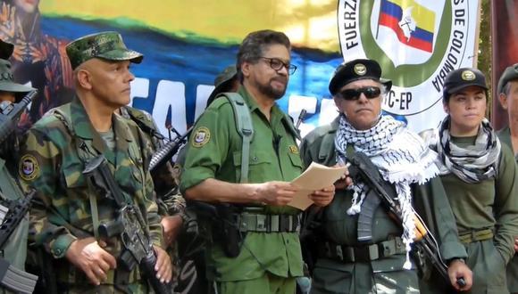 En Argentina rechazan reagrupación de las FARC. (Foto: EFE)