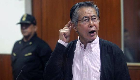 Alberto Fujimori: Su salud evoluciona positivamente, dice su médico de cabecera. (EFE)