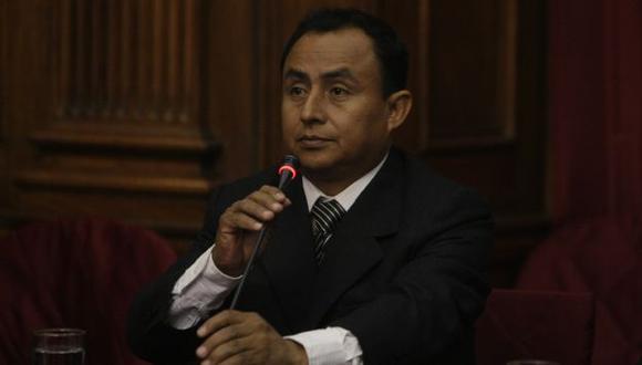 Procurador anticorrupción demandó a Gregorio Santos abrir sus cuentas para facilitar las investigaciones. (USI)