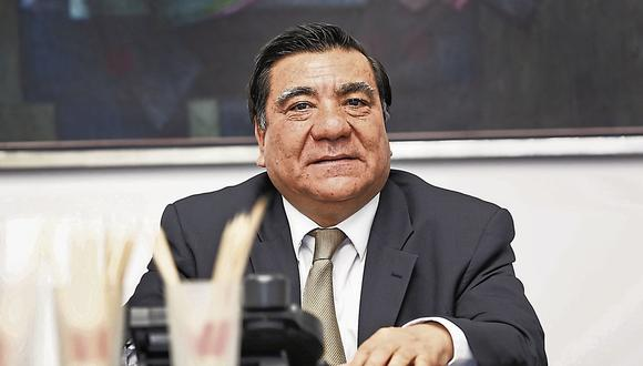 Víctor García Toma. Abogado Constitucionalista (Perú21)