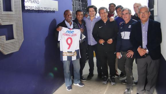 Todos se reunieron en el Estadio Alejandro Villanueva. (Foto: Alianza Lima)