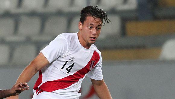 Cristian Benavente no estará con Perú en los partidos ante Chile y Estados Unidos. (Foto: El Comercio)