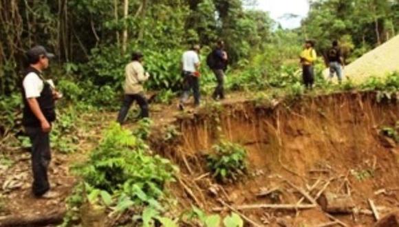 Condenan a mineros informales. (Difusión)