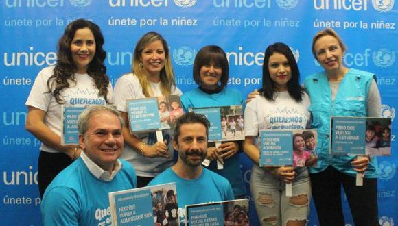 'Queremos que vuelva El Niño' busca devolverles la sonrisa a los niños afectados por los desastres naturales. (Unicef/Facebook)