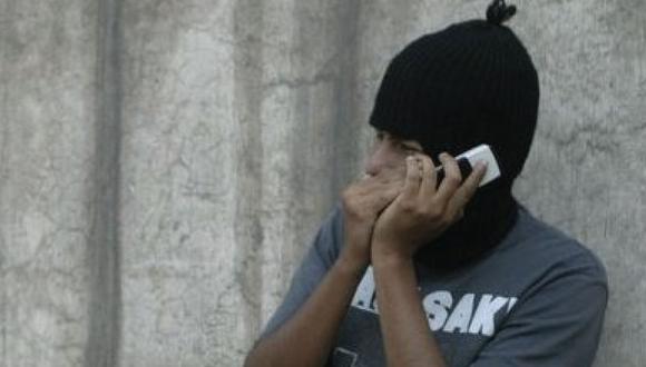 Sujetos engañaron a la menor telefónicamente haciéndose pasar por su madre. (USI)