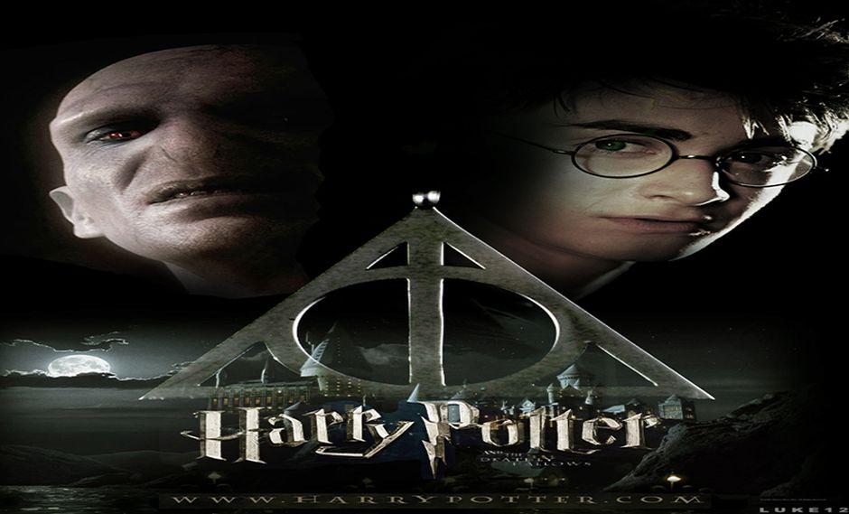 Harry y sus amigos descubrieron el significado del símbolo gracias al padre de Luna Lovegood