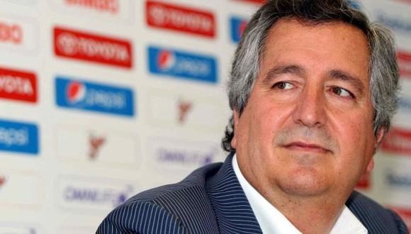 Murió Jorge Vergara, el dueño del equipo Chivas de Guadalajara. (Getty Images)