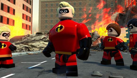 Un videojuego basado en la familia con superpoderes también llegará a la par de su nueva película.