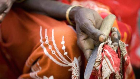 La ablación es una prácticaprohibida desde 1996 en Burkina Faso, aunque se siguen registrando casos hasta la fecha.(Foto referencial: EFE)