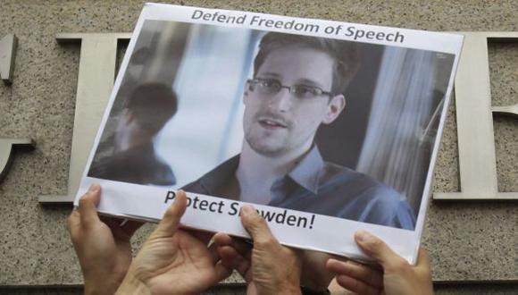 SE DESMARCA. Exconsultor de la NSA Edward Snowden afirma que no trabaja para el Gobierno chino. (Reuters)