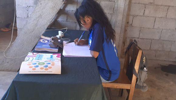 """""""Aprendo en casa"""": Este lunes 13 inician las clases para alumnos de 5° de secundaria en canales privados. (Foto: Minedu)"""