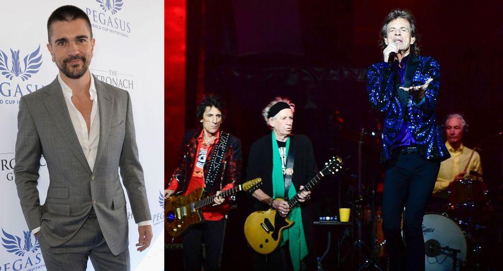 The Rolling Stones: Juanes será el invitado especial de la banda en su concierto en Miami. (Foto: AFP)