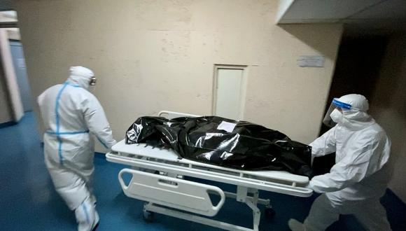 Europa registró 27.036 muertes por coronavirus la semana pasada, una media de 3.900 al día. (Foto: Daniel MIHAILESCU / AFP)
