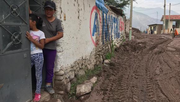 La población se muestra preocupada por su salud y la estructura de sus viviendas. (Fotos: Daniel Apuy / El Comercio)